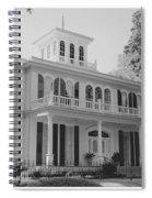 Widow's Walk Spiral Notebook