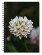 Wild Clover Spiral Notebook