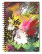 Wild Flowers 04 Spiral Notebook