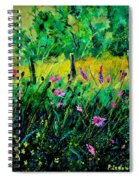 Wild Flowers 451190 Spiral Notebook