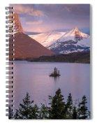 Wild Goose Island 3 Spiral Notebook