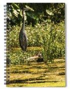 Wild Still Life Spiral Notebook