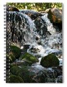 Wild Water Spiral Notebook