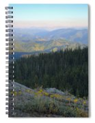 Wilderness View Spiral Notebook