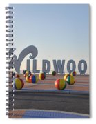 Wildwoods Spiral Notebook