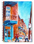 Wilensky Corner  Spiral Notebook