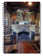 Will Rogers Home Spiral Notebook