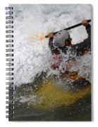 Will To Succeed Spiral Notebook