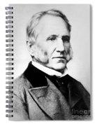 Willard Parker, American Surgeon Spiral Notebook