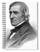 William B. Rodgers Spiral Notebook