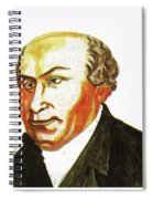 William Carey Spiral Notebook
