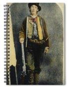 William H. Bonney Spiral Notebook