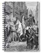 William IIi Of England Spiral Notebook