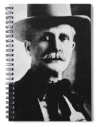 William M. Tilghman Spiral Notebook
