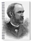 William Miller (1840-1917) Spiral Notebook