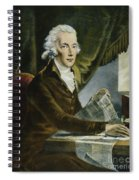 William Pitt (1759-1806) Spiral Notebook