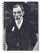 William Ramsay, Scottish Chemist Spiral Notebook