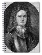 William Rhett (died C1716) Spiral Notebook