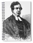 William Webb Ellis Spiral Notebook