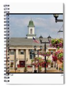Willoughby City Hall Spiral Notebook