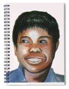 Wilma Rudolph Spiral Notebook