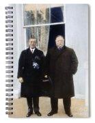 Wilson & Taft: White House Spiral Notebook