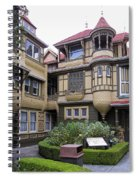 Winchester House - Door To Nowhere Spiral Notebook