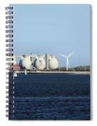 Wind Power Spiral Notebook