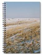 Wind Swept Spiral Notebook