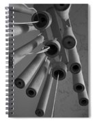 Windchime 2 Spiral Notebook