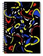 Winding Paths Spiral Notebook