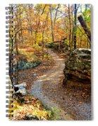 Winding Trail Spiral Notebook