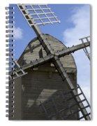 Windmill 10 Spiral Notebook