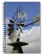 Windmill 2 Spiral Notebook
