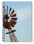 Windmill-3667 Spiral Notebook