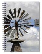 Windmill 6 Spiral Notebook
