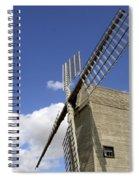 Windmill 7 Spiral Notebook
