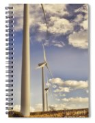 Windmill Ridge Spiral Notebook