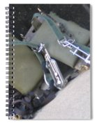Window Clearners Spiral Notebook
