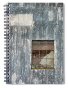 Window In Time 2 Spiral Notebook
