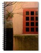 Window Light Spiral Notebook