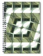 Window Mathematical 2 Spiral Notebook