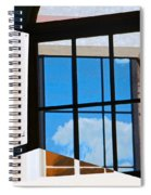 Window Treatment Spiral Notebook