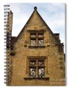 Windows Of Sarlat Spiral Notebook