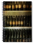 Wine Collection Spiral Notebook