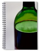 Wine Still Life Spiral Notebook