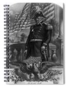 Winfield Scott, American Army General Spiral Notebook