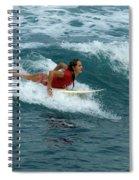 Winter In Hawaii 1 Spiral Notebook