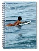 Winter In Hawaii 2 Spiral Notebook