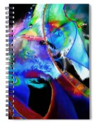 Winter-the Snow Queen Spiral Notebook